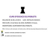 curs d'escacs